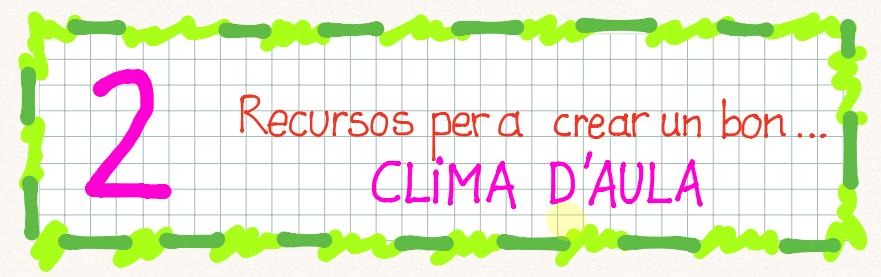 SD 2 Clima aula