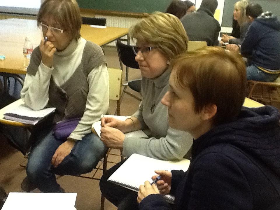Un centre que aprèn. Mestres del CEIP Joan Sanpera i Torras
